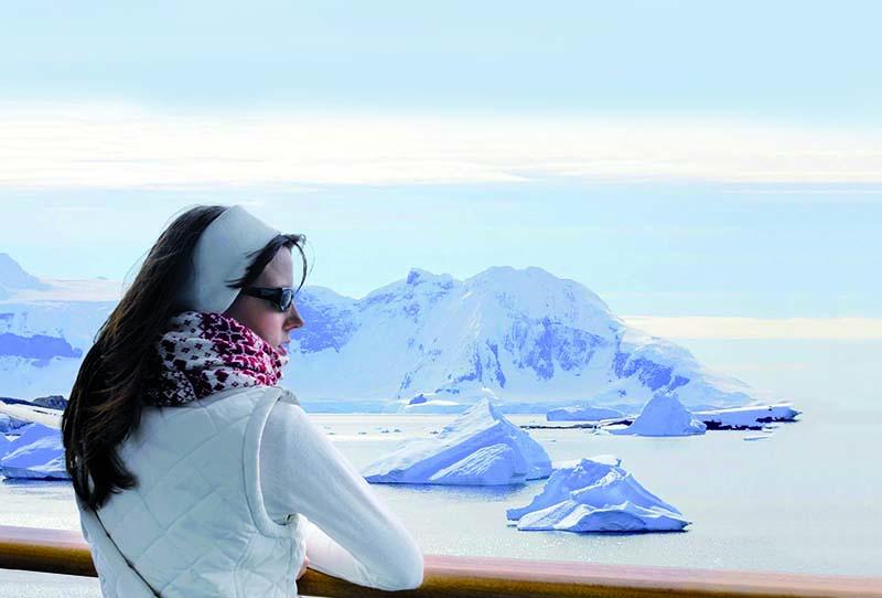 croisière inoubliable en Antarctique