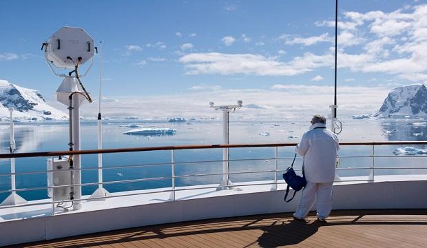 Croisière Antarctique à bord de compagnie du Ponant