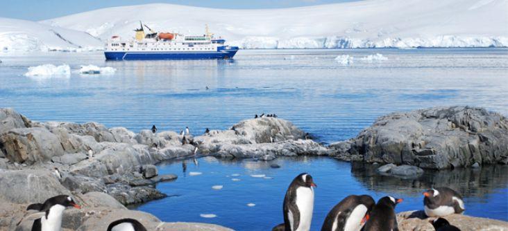 Destination Antarctique en croisiere