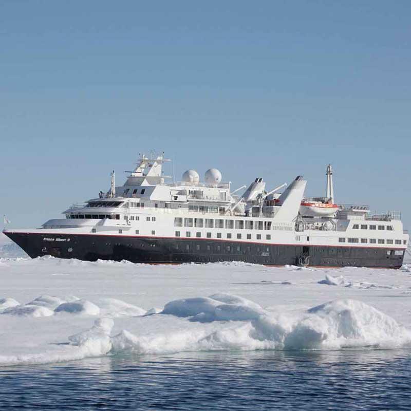 Croisière pôle Sud